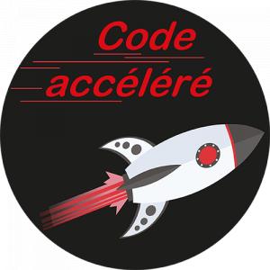 Stage code acceleré