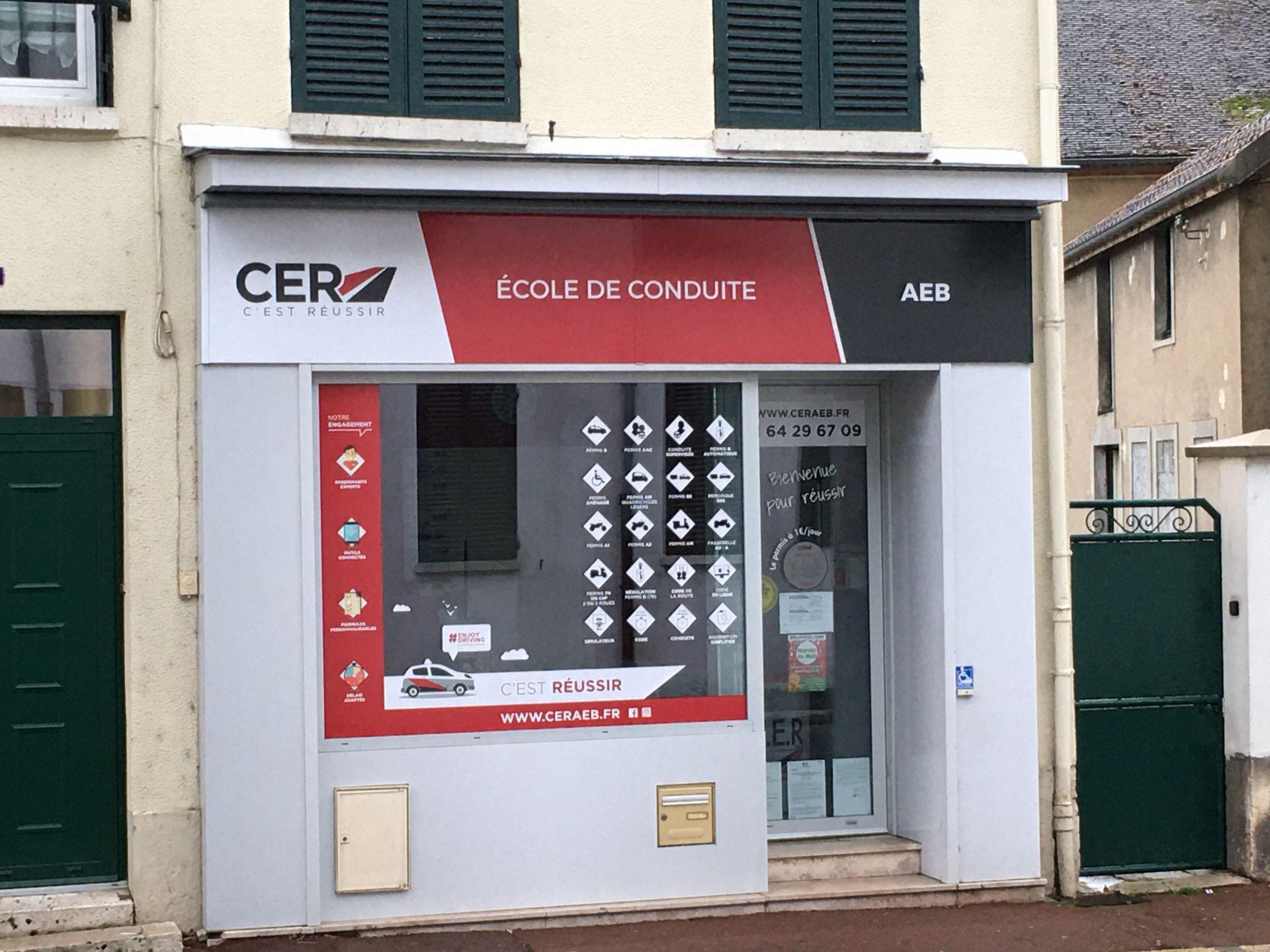 CER AEB Souppes Sur Loing